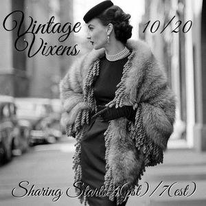 Dresses & Skirts - TUESDAY 10/20 Vintage Vixens Sign Up Sheet